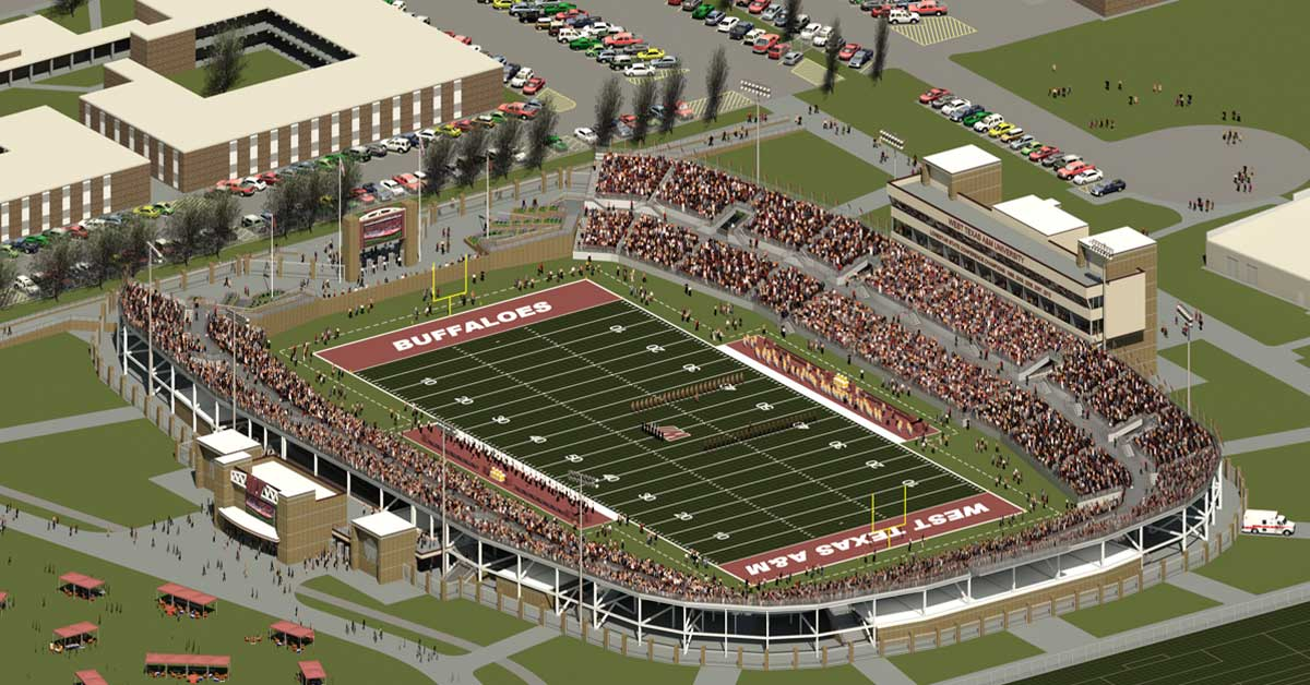 Football Stadium-Expansion And Remodeling